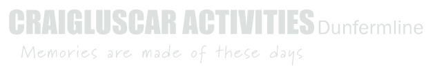 Craigluscar Activities Logo